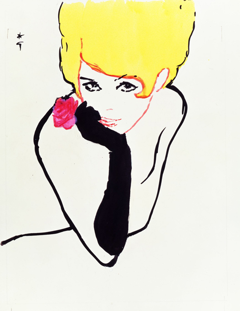 Dior Illustrated – Somerset House