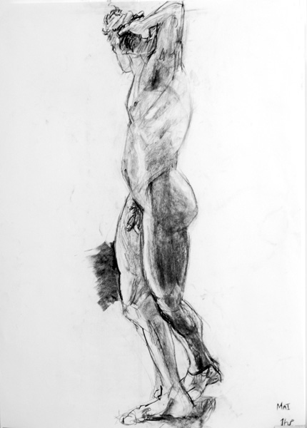 Life Drawing: Week 9