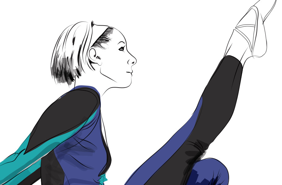 Fashion Illustrations for Puma